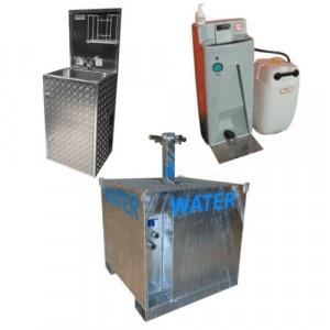 Håndvaske og vandposter